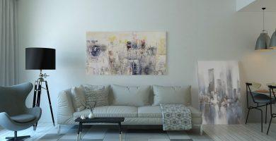 sofa salon comedor