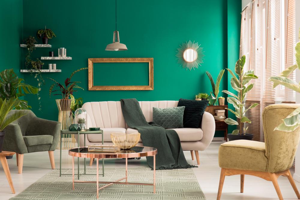 como decorar un sofá salón